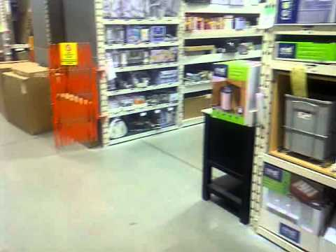 good service at The Home Depot Canada