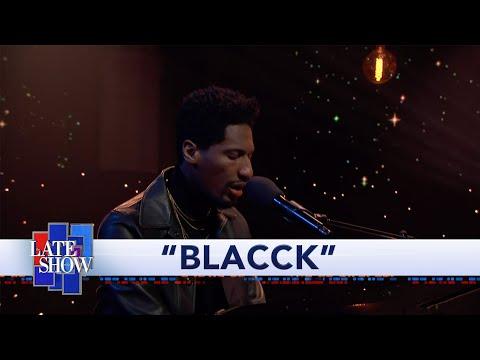 """Jon Batiste: """"BLACCK"""""""