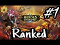 HEROES EVOLVED   RANKED  1