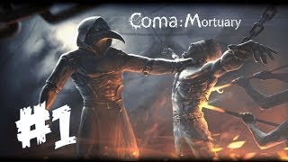Coma:Mortuary (Indie Horror) | Gameplay/Walkthrough | Part 1