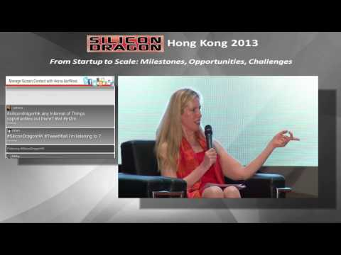 Silicon Dragon Hong Kong 2013 - Angel Investor Panel