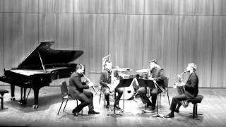 Premier mouvement du Quatuor à cordes en Fa Majeur de Maurice Ravel