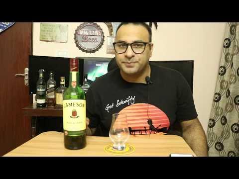 Jameson Whiskey Review In Hindi | #WhiskeyWednesday