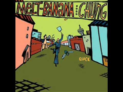 """Melt-Banana - """"Sweeper"""" from the Quick Quick Slow Death ep"""