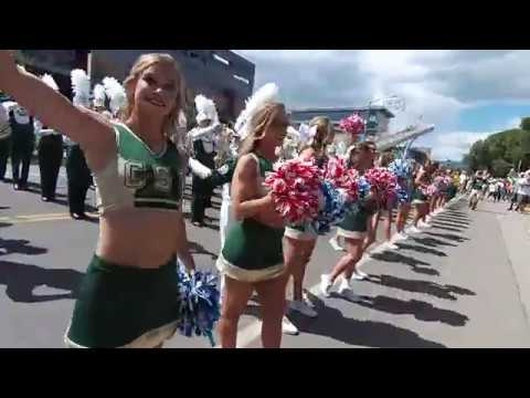 RAM TOWN! Introducing CSU Football New Stadium Sonny Lubick Field