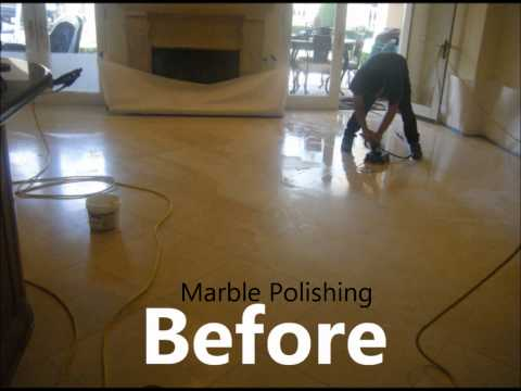 Professional Floor Waxing and Marble Polishing