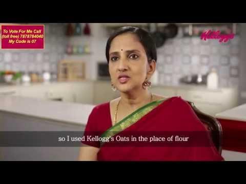 Kellogg's RealChef- M.S. Vasumathi