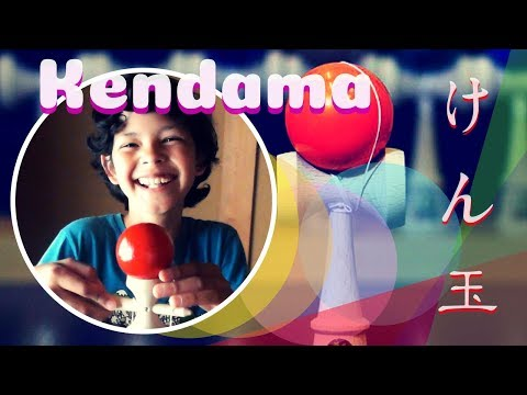 Kendama けん玉 | Japanese Traditional Toys