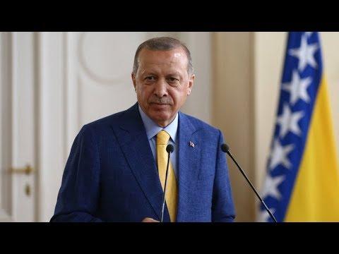 Cumhurbaşkanı Erdoğan, UETD 6. Genel Kurulu'nda konuşuyor