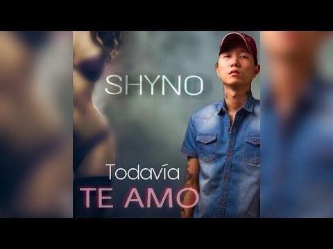 Shyno - Todavía Te Amo (INSTRUMENTAL KARAOKE)