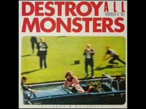Destroy All Monsters - Nobody Knows