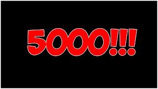 5000 КРУТЫХ ЧУВАКОВ!