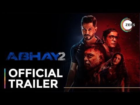 Abhay 2 | Official Trailer | The Game Begins! | Kunal Kemmu | Streaming Now On ZEE5