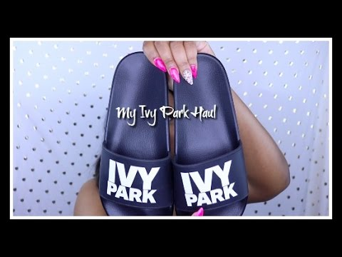 cce6e792b6f66 BEYONCÉ | 'IVY PARK' NEW CLOTHING RANGE | REVIEW & TRY ON HAUL! by ...