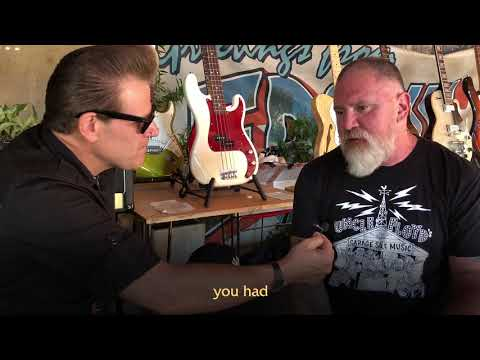 PRR CONFIDENTIAL // Interview with CJ RAMONE