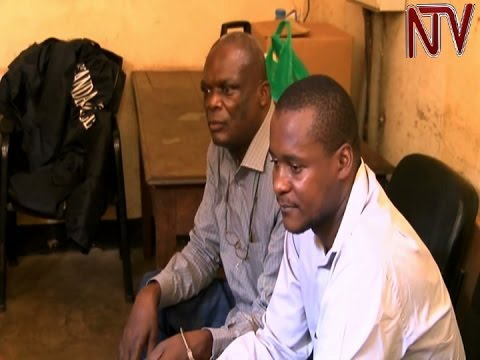 Two finance ministry officials charged with soliciting for bribes