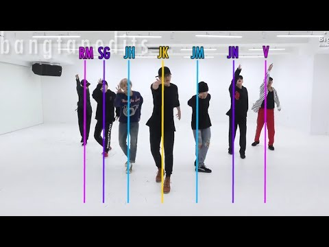 The Science Behind BTS Choreography: Spring Day