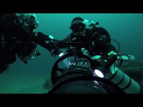 Tech Diving Short Bank, Santa Monica Bay, Los Angeles, CA