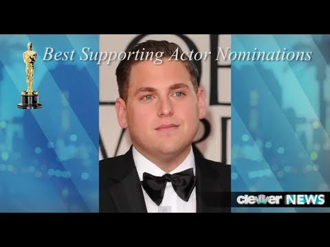 Oscar Nominations 2012 Best Supporting Actor: Jonah Hill, Kenneth Branagh