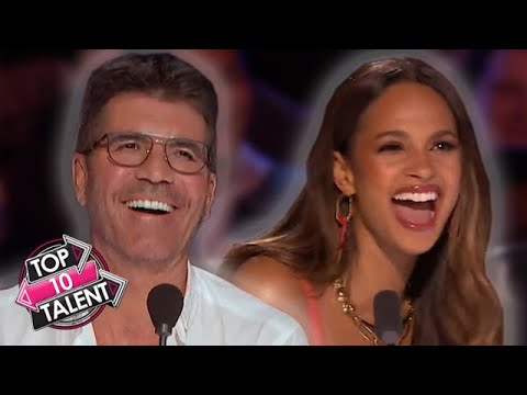 10 MOST HILARIOUS Auditions On Got Talent 2020!