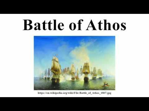 Battle of Athos