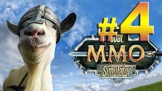 Goat MMO Simulator - La Leyenda de la Cabra Cabreadora - En español - Parte 4