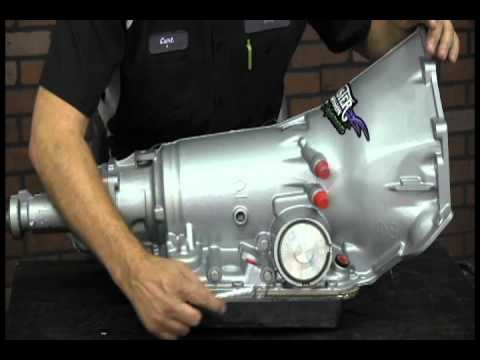 How to Install a LockUp Kit 700R4 | Curt's Corner at Monster Transmission  YouTube