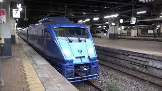 【やっぱりGTOの加速音はいいですね】鹿児島本線・日豊本線 883系 特急ソニック大分行き 小倉駅