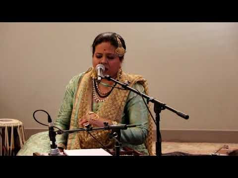 Divine In My Heart - PERFORMED BY ANANDITA BASU