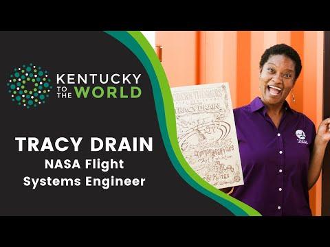 Tracy Drain | NASA Flight Systems Engineer