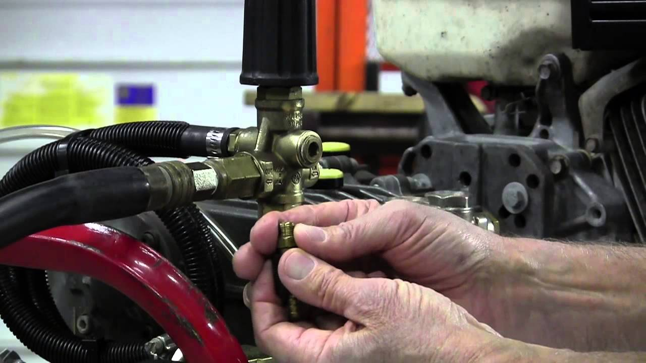 Pressure Washer Soap Injector Youtube