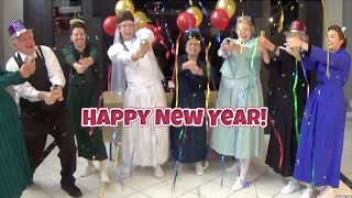 Quirky Polygamist -- Happy New Year!