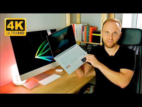 Обзор Acer Swift 3 SF314-42-R5A4 на процессоре БУДУЩЕГО