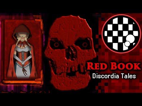 Red Book: Discordia Tales | RPG Maker Horror