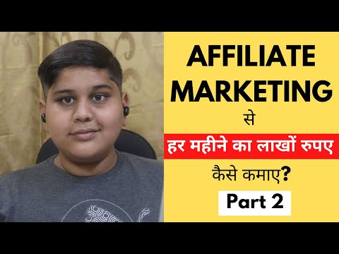 How To Start AFFILIATE MARKETING For Beginners | Copy My Exact Formula