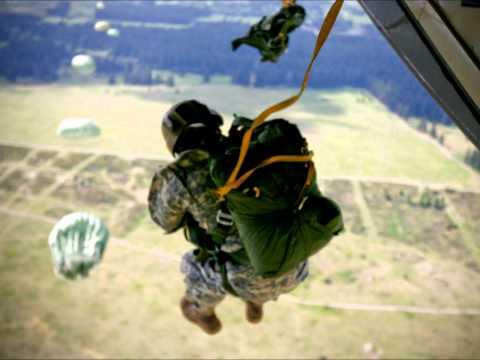 US Army Airborne Cadence  Na na na na