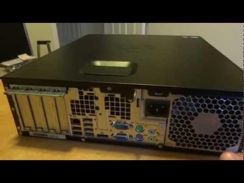 HP Desktop Pro 6300 Review - YouTube