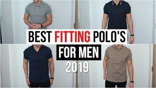 BEST FITTING POLO SHIRTS FOR MEN IN 2019 (Asos, Uniqlo, Calvin Klein & Tommy Hilfiger)