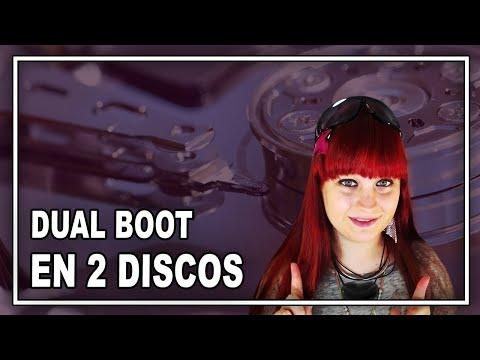 💿 Dual Boot Windows 10 y Ubuntu (con dos discos duros) | BIOS (MBR)
