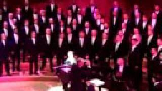 GAY MEN'S CHORUS OF LA AND LEVI KREIS SING SORDID LIVES THEME