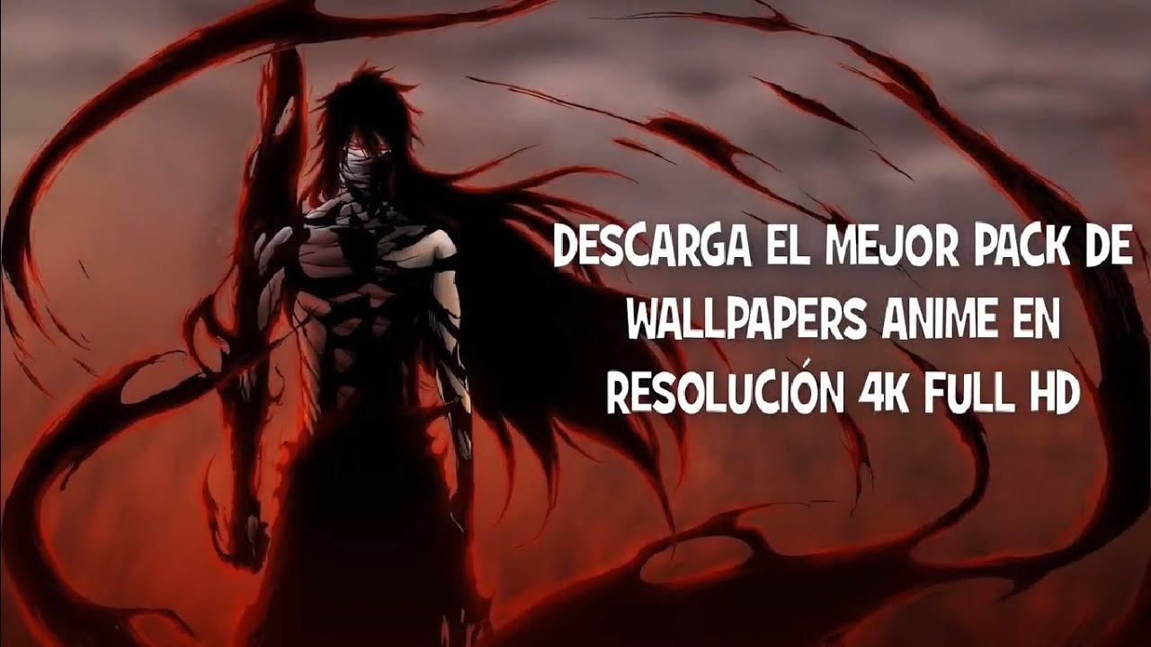 Descargar El Mejor Pack De Wallpapers Anime En Full Hd Y 4k Youtube