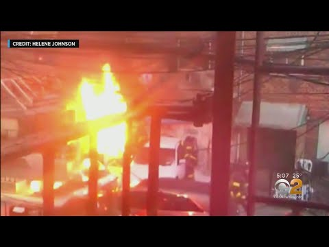 Several People Jump From Windows To Escape Bronx Fire – New York Alerts