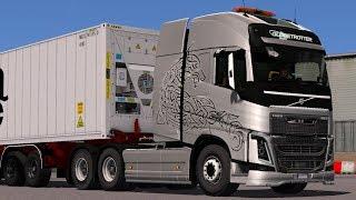 [1.32] Euro Truck Simulator 2   Rpie Volvo Fh16 2012 V.1.32.3.14s   Mods