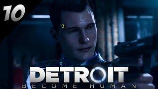 Detroit: Become Human PL #10 - CO JA ZROBIŁEM?!