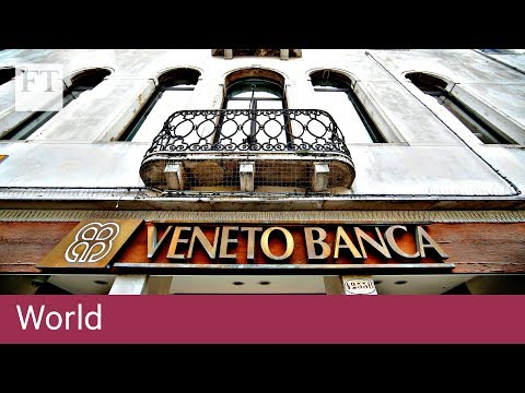 Italy's €17bn banks rescue | World