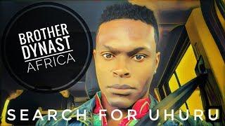 Search For Uhuru Information Man Show