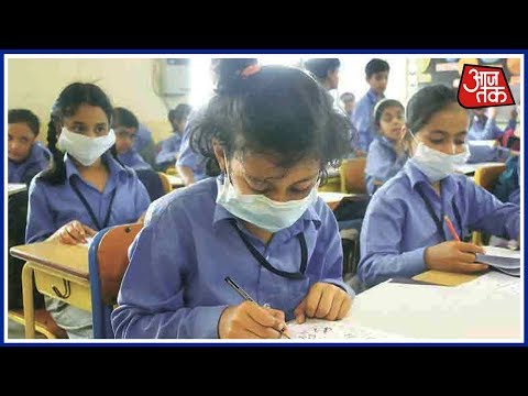 Khabardaar: Schools Shut In Delhi Due To Smog, Health Emergency Declared