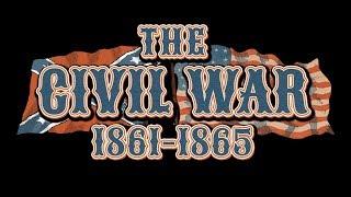 The Civil War (1861-1865) Announcement Trailer