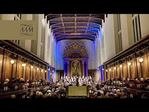AAM & VOCES8 | Handel: Messiah | Barnaby Smith, VOCES8, Apollo5 And VOCES8 Foundation Choir