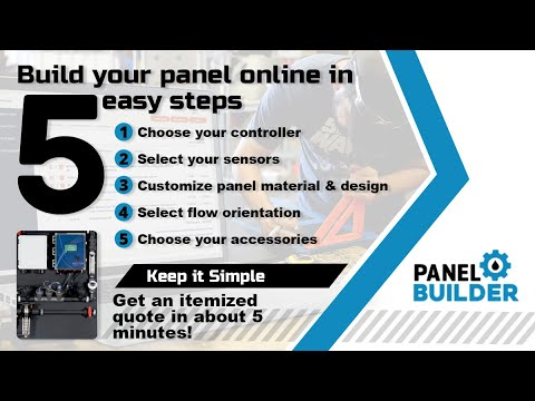 Panel Builder: The Online Custom Panel Building and Quoting Program